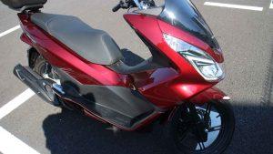 ホンダPCX(EBJ-JF56/125cc) 購入2か月後レビュー